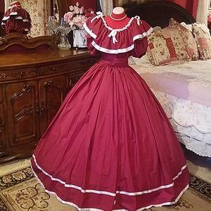 Civil War/Victorian Dress
